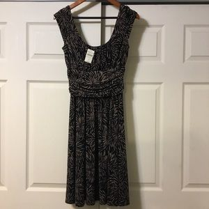 Coldwater Creek Fireworks Knit Dress NWT